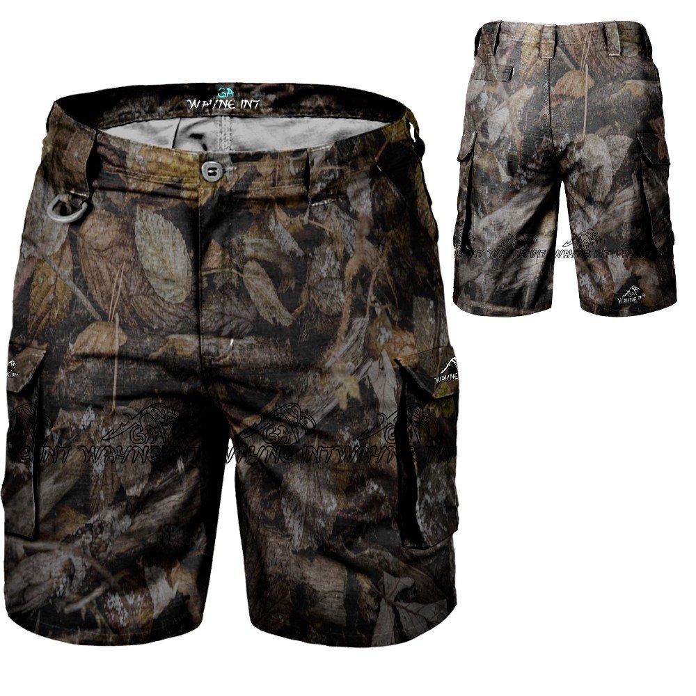 Hunting Bristol Camo Shorts