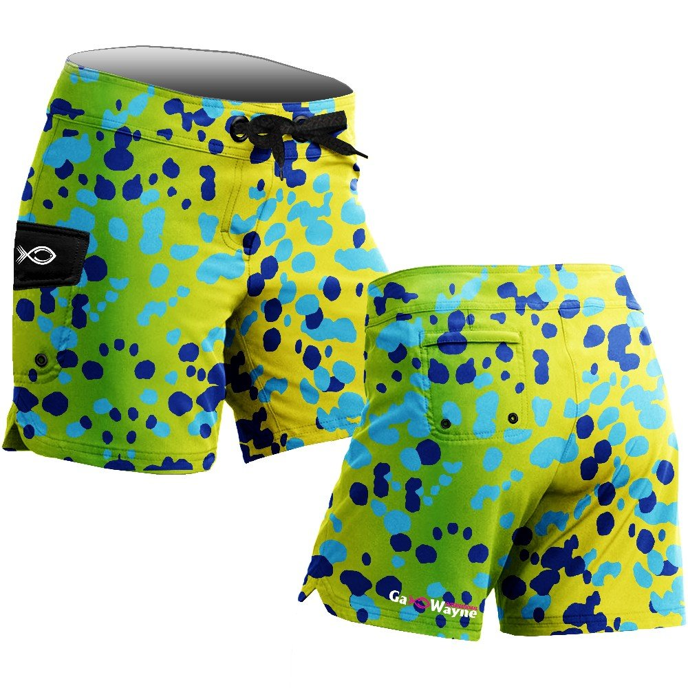 Mahi Fishing Board Shorts