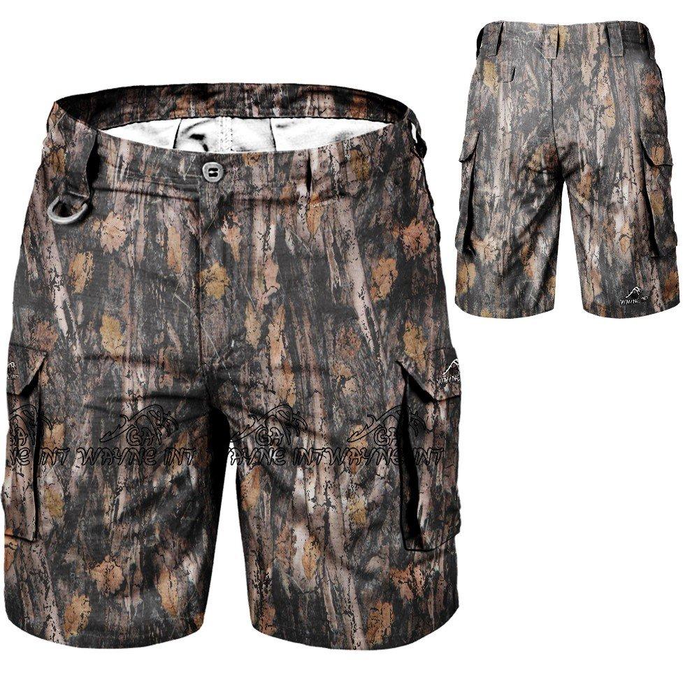 Haunt Camo Shorts