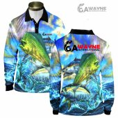 Big Mahi Fishing Jersey