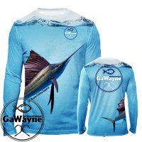 Sailfish Fishing Performance Shirts