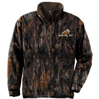 Hunting Haunt Camo Jacket Unisex