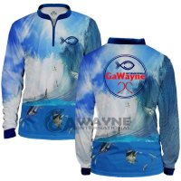 Big Waves Fishing Jersey
