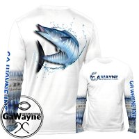 Wahoo Fishing Performance Shirts