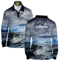 Gray Mahi Fishing Jersey
