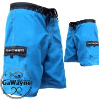 Blue Fishing Shorts