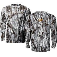 Icy Tundra Camo Long sleeve shirt