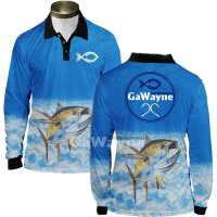 Tuna Fishing jersey