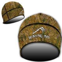 Hunting Camo Beanie Hat