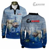 Marlin Fishing Jersey