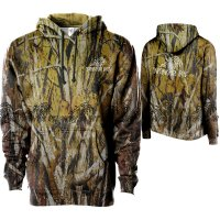 Hunting Leaping Camo Hoodie Unisex