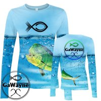 Blue Mahi Fishing Performance shirts