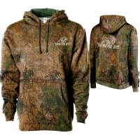 Hunting 3D Camo Hoodie Unisex