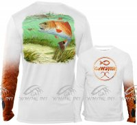 Redfish High Performance Sun Shirt