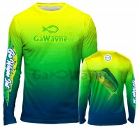 Mahi / Dorado Fishing Performance shirts