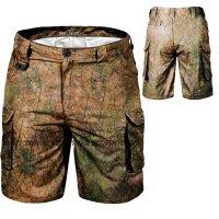 Hunting 3D Camo Shorts