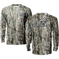 Tiny Covert Hunting Camo Long Sleeve Shirts