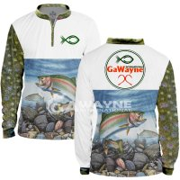 Rainbow trout Fishing Jerseys