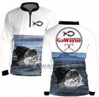 Dark Mahi Fishing Jersey